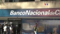 Venezuela: caos en los bancos generan medidas de Maduro