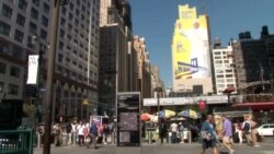 NYC Vendors Prepare for Pope's Arrival