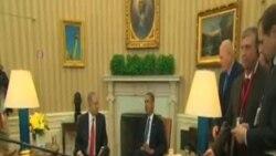 Obama i svjetski lideri