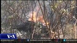 Situatë e vështirë me zjarret në Shqipëri