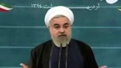 روحانی می گوید تجمع حق معلمان است اما همزمان معلمان احضار می شوند