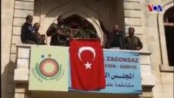Türk Ordusu Afrin'in Merkezinde