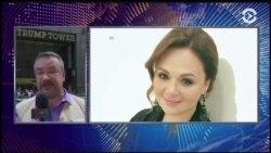 Наталия Весельницкая в центре внимания