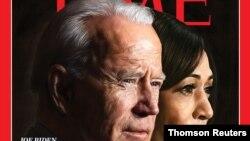 TIME Names the 2020 Person of the Year: Joe Biden & Kamala Harris