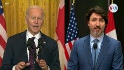 EE.UU. y Canadá acuerdan trabajar para contrarrestar influencia de China