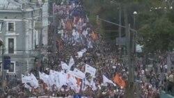 撤職俄羅斯立法者參加反普京集會