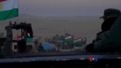 伊拉克軍隊對摩蘇爾發起進攻