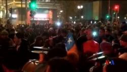 2016-06-27 美國之音視頻新聞: 智利國家足球隊獲美洲盃冠軍