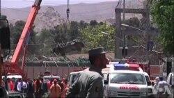 Au moins 80 morts après un attentat à Kaboul (vidéo)