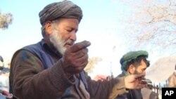د څرمنو افغان سوداګر له خپل کاروبار څخه راضي ندي