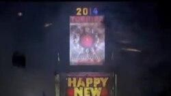 2014-01-01 美國之音視頻新聞: 世界各地迎接2014年