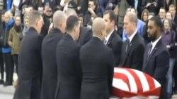 奧巴馬與民眾向斯卡利亞法官遺體告別