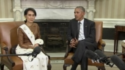 Obama, Citing 'Transformation', Set to Lift All Sanctions on Myanmar