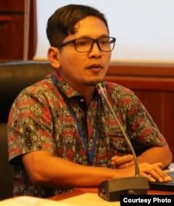 Direktur Riset Setara Institute Halili Hasan. (dok. pribadi)