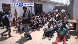 VOA60 AFIRKA: LIBYA Gwamnatin Libya ta Maida Bakin Haure Sama da 200 Zuwa Kasashensu,