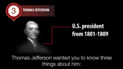 America's Presidents - Thomas Jefferson