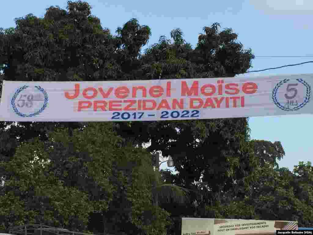 Bikin Rantsar da Sabon Shugaban Kasar Haiti, Jovenel Moïse, Fabrairu 07, 2017