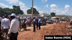 Estradas sofreram com as chuvas em Bambambe, Kwanza Norte