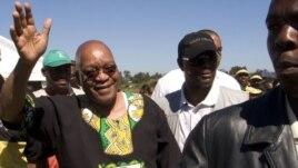 Prezida wa Afrika y'epfo, Jacob Zuma.