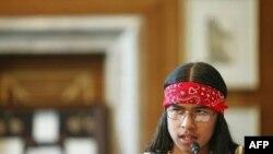 Молодежь – против «тихой эпидемии» самоубийств среди индейцев