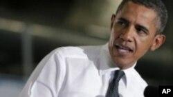 Obama oo ka Hadlay Taallada Martin Luther King