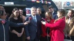 Türkiye'den Gençler 'Avrupalıyız' Mesajı İçin Yola Çıktı