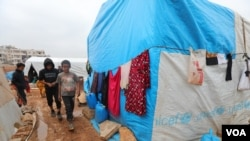 بە ملیۆنان کەس بەهۆی شەڕی سوریاوە ئاوارەی ناو و دەرەوەی سوریا بوون