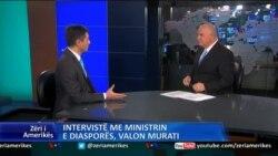 Intervistë me Ministrin e Kosovës për Diasporën, Valon Murati