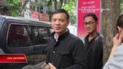Luật sư Nguyễn Văn Đài được Liên đoàn Thẩm phán Đức trao giải Nhân quyền 2017