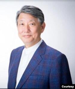 台湾安永鲜物创办人郭智辉博士(照片提供: 安永鲜物)