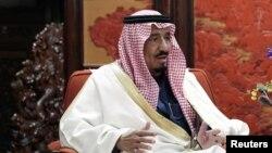 Putra Mahkota Arab Saudi Salman bin Abdulaziz (Foto: dok).