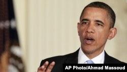 Presiden AS Barack Obama mengecam Kongres AS dalam pidato mingguan hari Sabtu (29/9).
