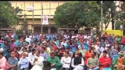 2013-11-03 美國之音視頻新聞: 孟加拉戰爭罪法庭判處兩人死刑