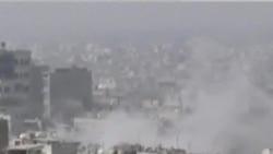 聯合國觀察團要求撤走敘利亞戰亂地區平民