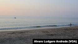 Praia Morena, Benguela
