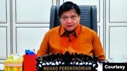 Menteri Koordinator Bidang Perekonomian, Airlangga Hartarto. (Foto: Setkab)