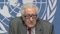اختلاف نظر بین نیروهای مخالف و نمایندگان دولت بشار اسد