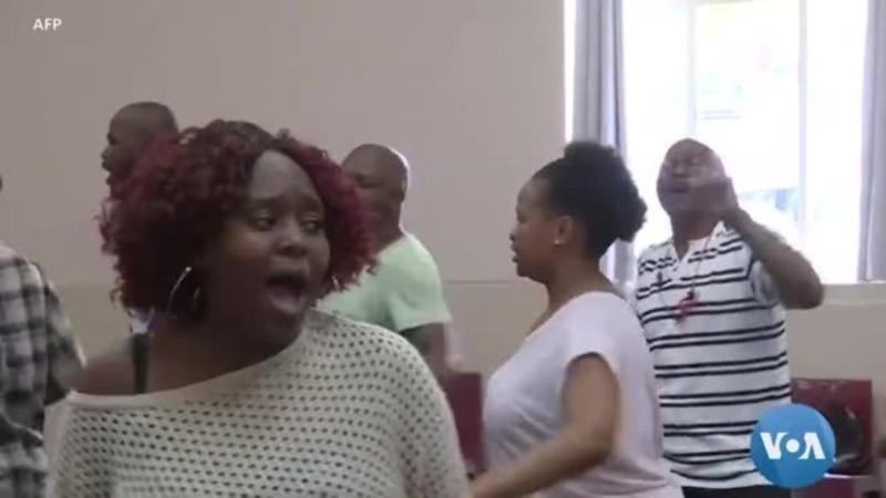 Dans l'univers de la chorale Soweto Gospel, après son récent trophée au Grammy Awards