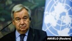 Фото: Антоніу Гутерреш буде очолювати секретаріат Організації об`єднаних націй ще п`ять з половиною років