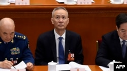 China's Vice Premier Liu He