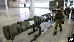 Rossiyada raketalar namoyishi, 23-yanvar, 2019