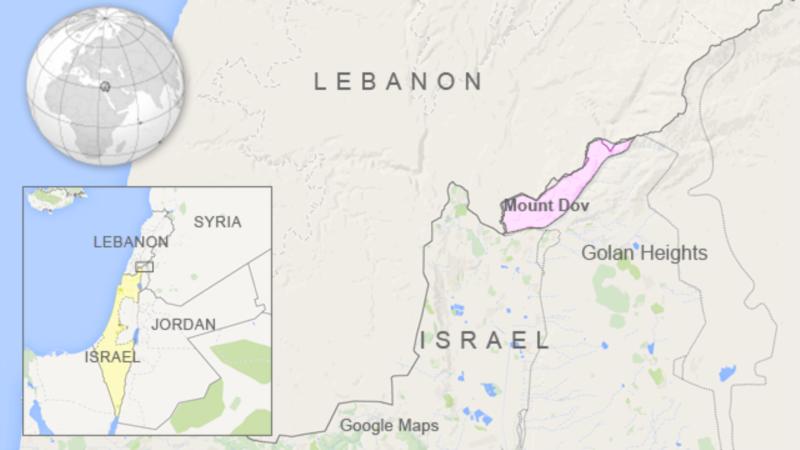 Israeli Airstrike Kills 4 Suspected Syrians Militants in Golan Heights
