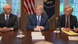 Trump Comments on FBI Raid on Michael Cohen's Office