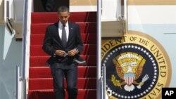 Европската турнеја на Обама ќе се насочи на економијата, безбедноста