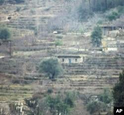 لبنان کی پہاڑیوں میں جیمز زوگبی کا آبائی گھر