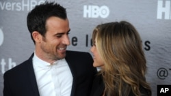 Jennifer Aniston dan Justin Theroux (Foto: dok.)