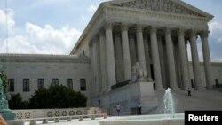 La Cour sûpreme à Washington, D.C. (Photo Reuters)