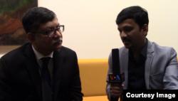 Interview With Ambassador Masud Bin Momen