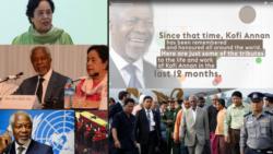 ကြယ္လြန္သူ ကိုဖီအာနန္ တႏွစ္ျပည့္ အမ်ဳိးသမီးေကာ္မရွင္အဖြဲ႔ဝင္တဦး ျပန္ေျပာင္းသတိရခ်က္