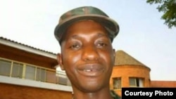 Le colonel Mamadou Ndala